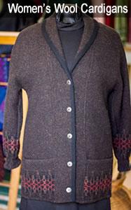 Women's Wool Cardigans